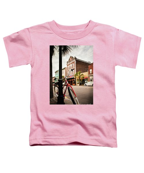 King Street Charleston Sc  -7436 Toddler T-Shirt