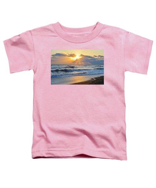 Kitty Hawk Sunrise Toddler T-Shirt