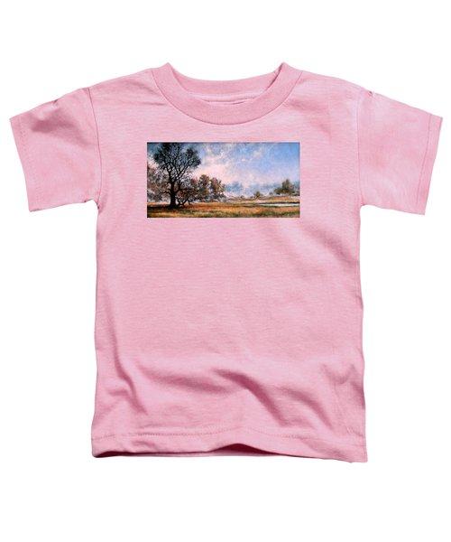 La Center Bottoms - Summer Toddler T-Shirt