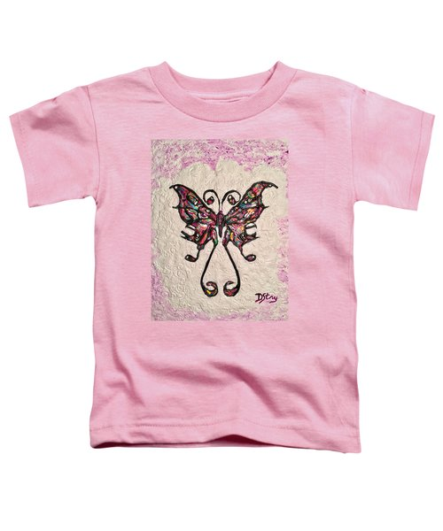 Lady T Toddler T-Shirt