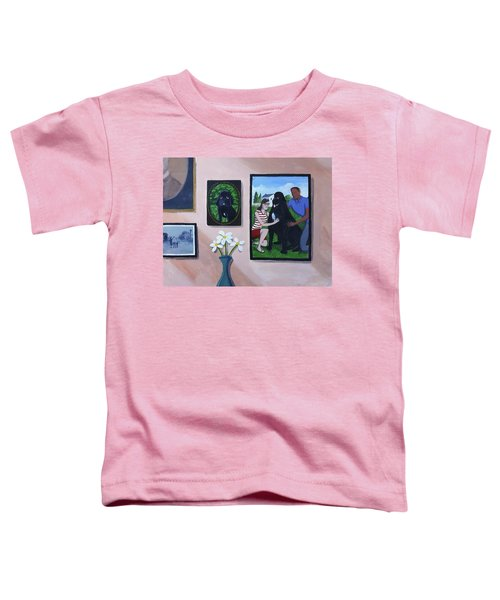 Lady's Family Gallery Toddler T-Shirt