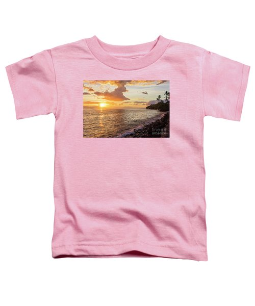 Lahaina Sunset Toddler T-Shirt