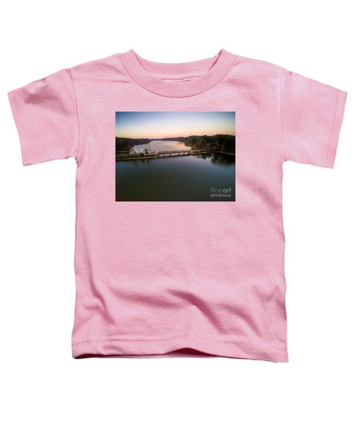 Lake Purdy At Grants Mill Toddler T-Shirt