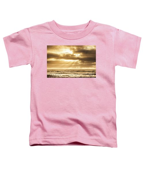 Late Day Rays Toddler T-Shirt