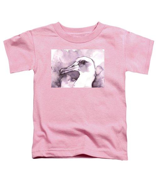 Laysan Albatross Toddler T-Shirt