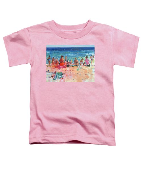 Lazy Sunny Afternoon Toddler T-Shirt