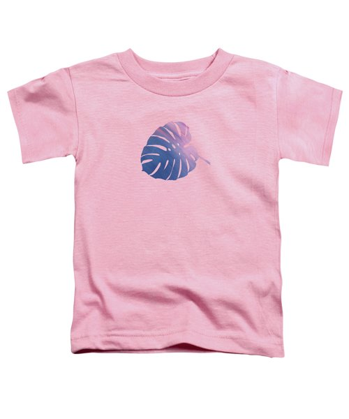Leaf Abstract 1 Toddler T-Shirt by Art Spectrum
