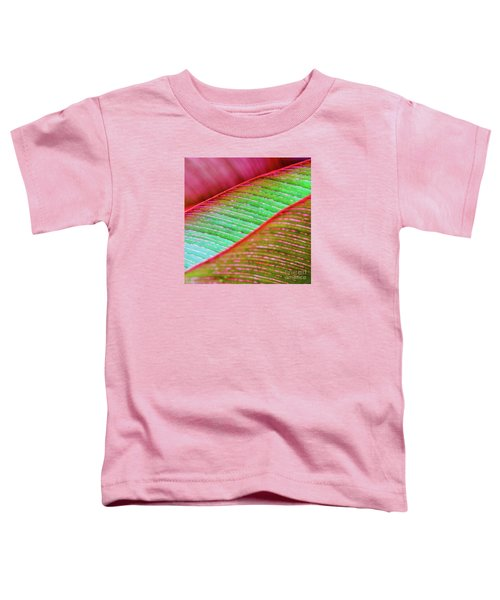 Leaves In Color  Toddler T-Shirt