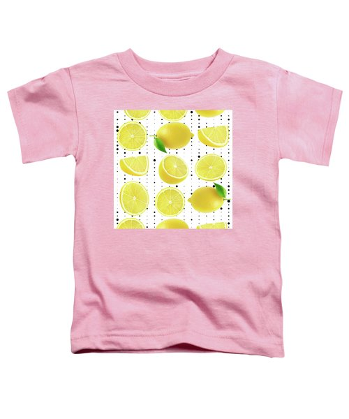 Lemon  Toddler T-Shirt