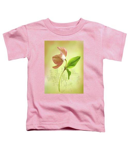 Lenton Rose 1 Toddler T-Shirt