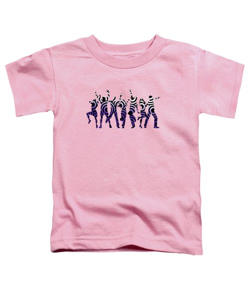 Life Of The Party Ultraviolet Toddler T-Shirt