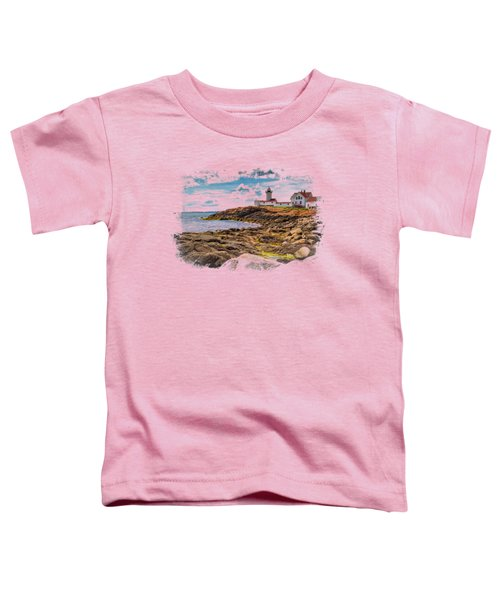 Light On The Sea Toddler T-Shirt