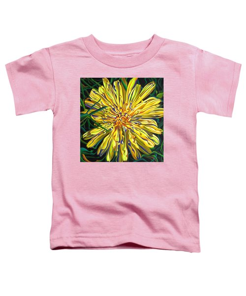 Lion In The Grass Toddler T-Shirt