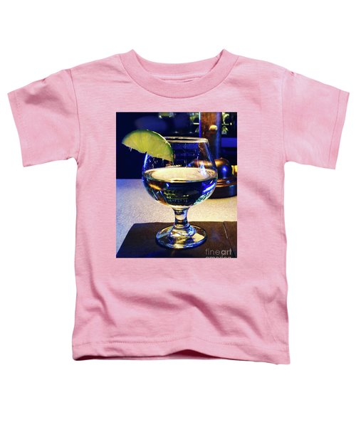 Liquid Sunshine Toddler T-Shirt by Megan Cohen