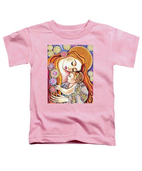 Little Angel Sleeping Toddler T-Shirt