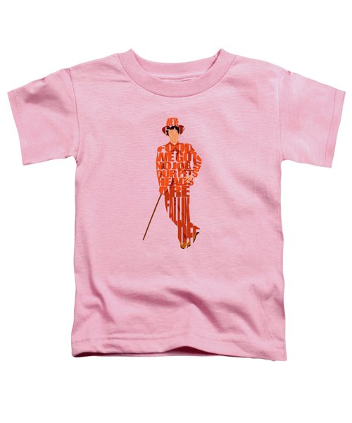 Lloyd Christmas Toddler T-Shirt