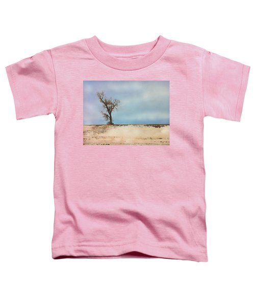 Lonely Sentinel  Toddler T-Shirt