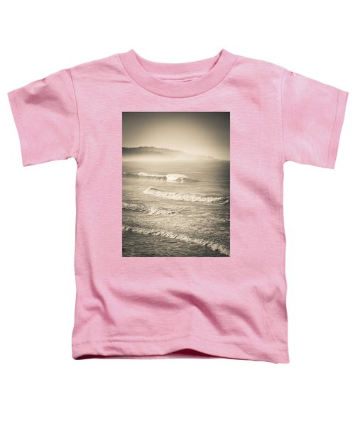 Lonely Winter Waves Toddler T-Shirt