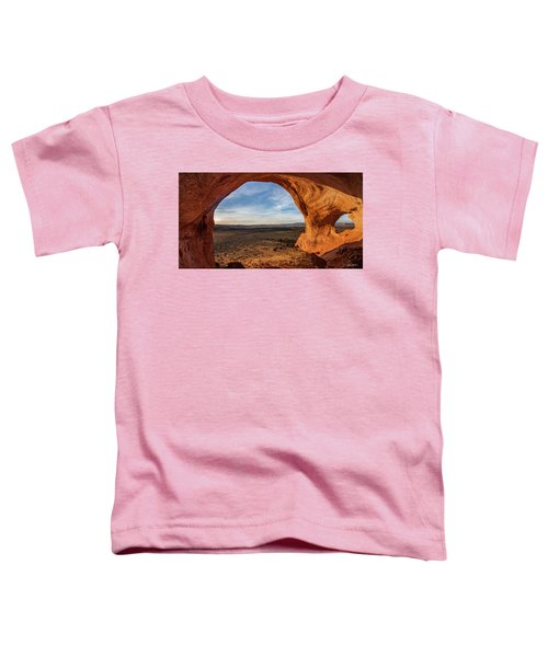 Looking Glass Arch Toddler T-Shirt