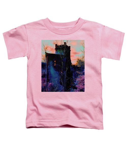 Lost Tower Of The Blue King Toddler T-Shirt