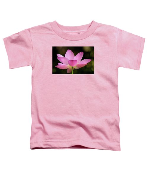 Lotus At The National Zoo Toddler T-Shirt