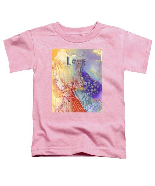 Love Angel Toddler T-Shirt
