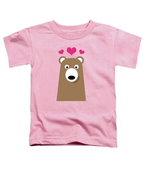Love Bear Toddler T-Shirt
