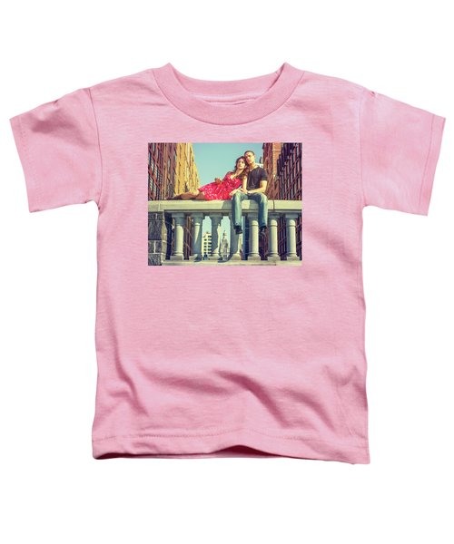Love In Big City Toddler T-Shirt