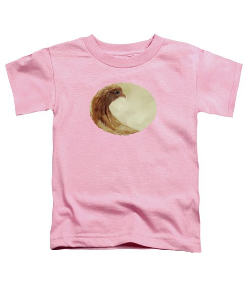 Lovely Lace Toddler T-Shirt by Anita Faye