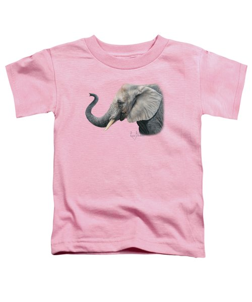 Lucky Toddler T-Shirt by Lucie Bilodeau