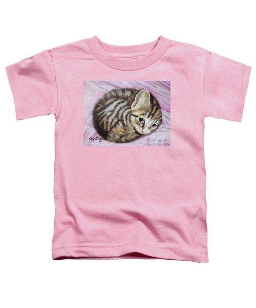 Flygende Lammet       Lucy Girl Toddler T-Shirt