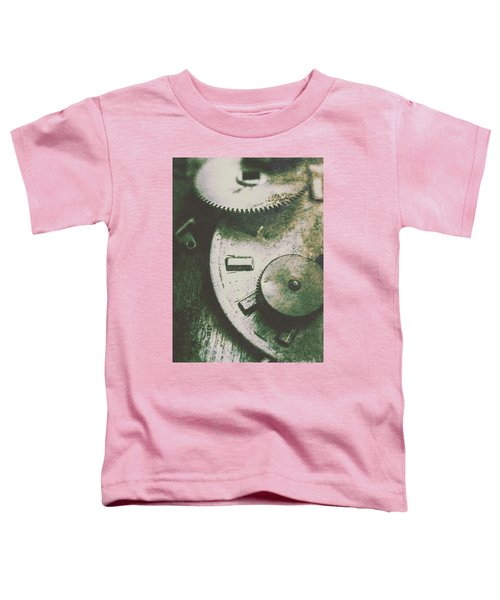 Machinery From The Industrial Age Toddler T-Shirt