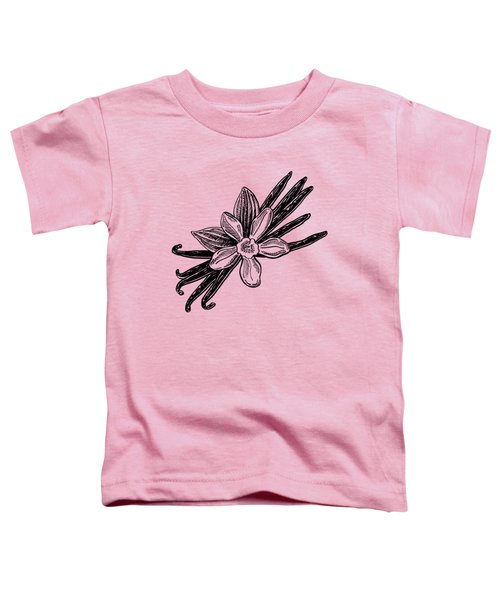 Madagascar Vanilla Toddler T-Shirt