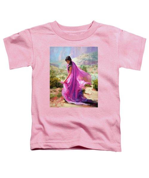 Magenta In Zion Toddler T-Shirt