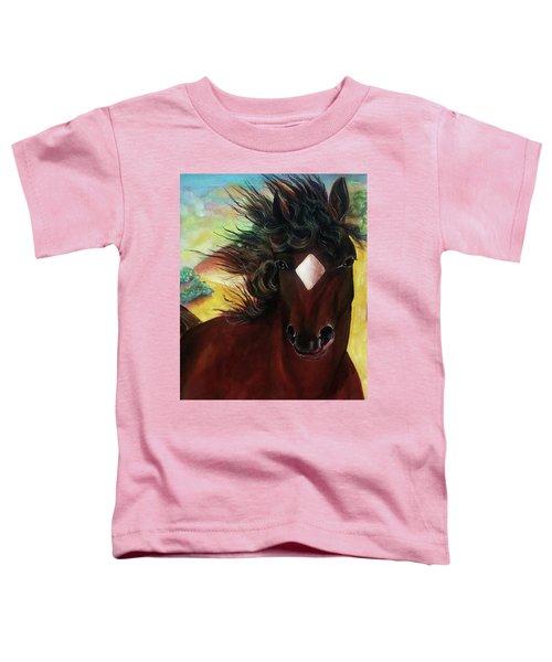 Mahogany  Toddler T-Shirt