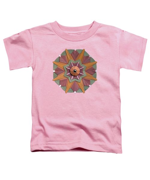 Mandala 3 Toddler T-Shirt