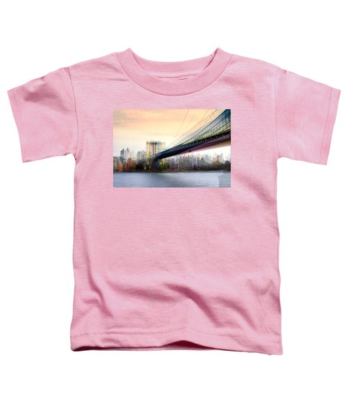 Manhattan X3 Toddler T-Shirt