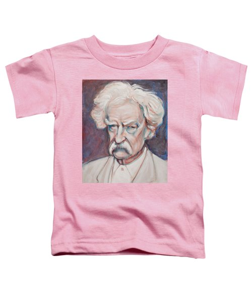 Mark Twain Toddler T-Shirt
