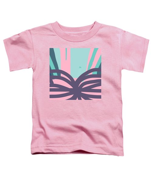 Mauve In Jazz 3 Toddler T-Shirt