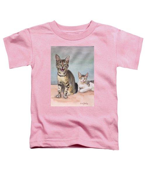 Maxi And Girlfriend Toddler T-Shirt