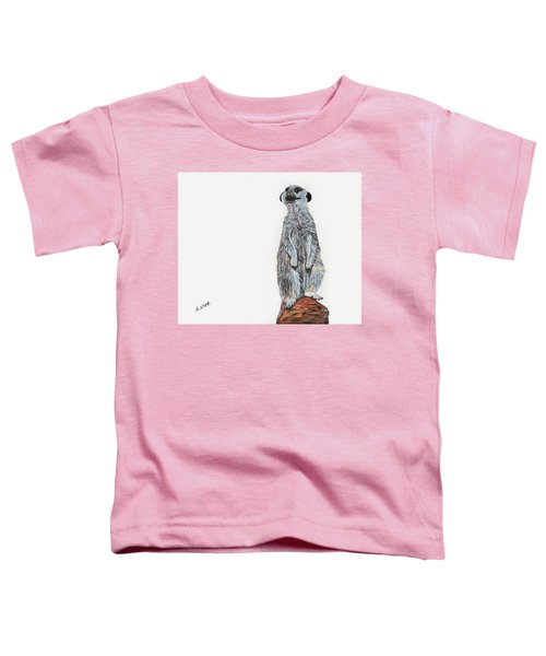 Meer Curiosity Toddler T-Shirt