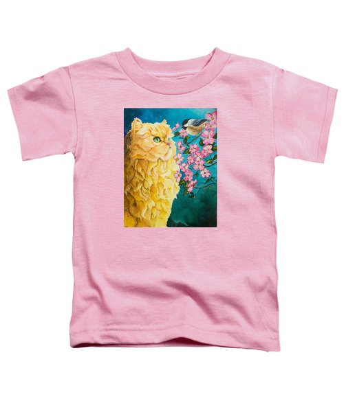 Meeting Eye To Eye Toddler T-Shirt
