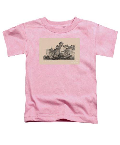 Meetings At The Dock Toddler T-Shirt