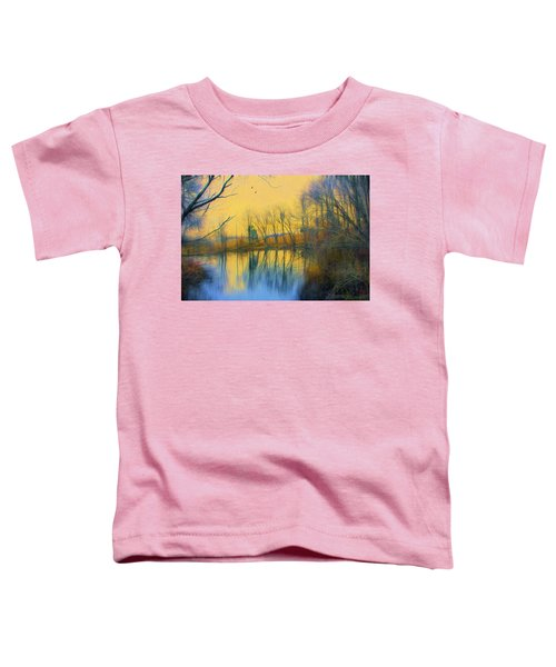 Mellow Yellow Toddler T-Shirt