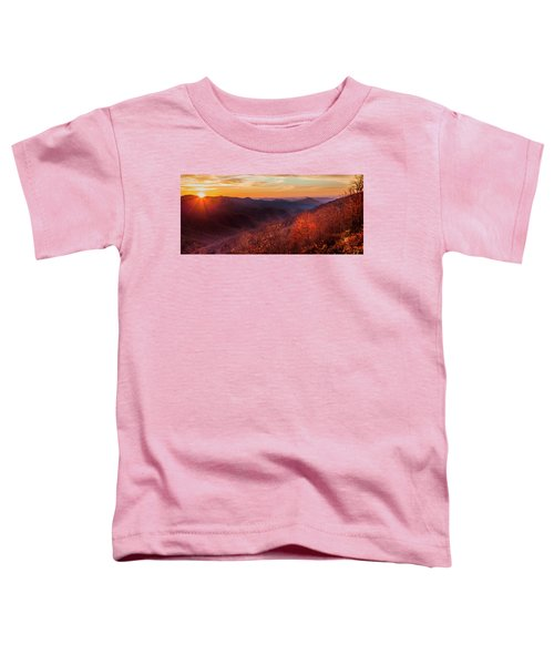 Melody Of Autumn Toddler T-Shirt