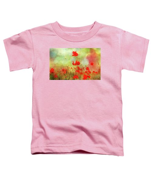 Melody Of Summer Toddler T-Shirt