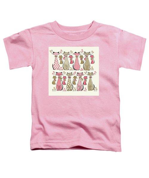 Meow... Toddler T-Shirt