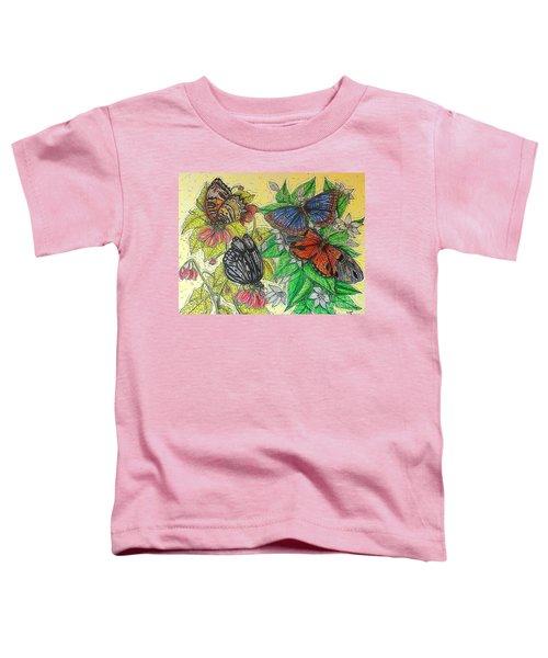 Messengers Of Beauty Toddler T-Shirt