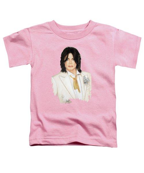 Man In The Mirror  Toddler T-Shirt