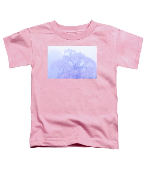 Miharu Takizakura Weeping Cherry01 Toddler T-Shirt